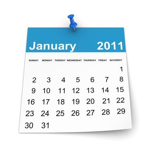 חודש ינואר